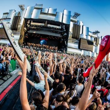 Venda de ingressos para o Rock in Rio começa na quinta-feira, dia 11